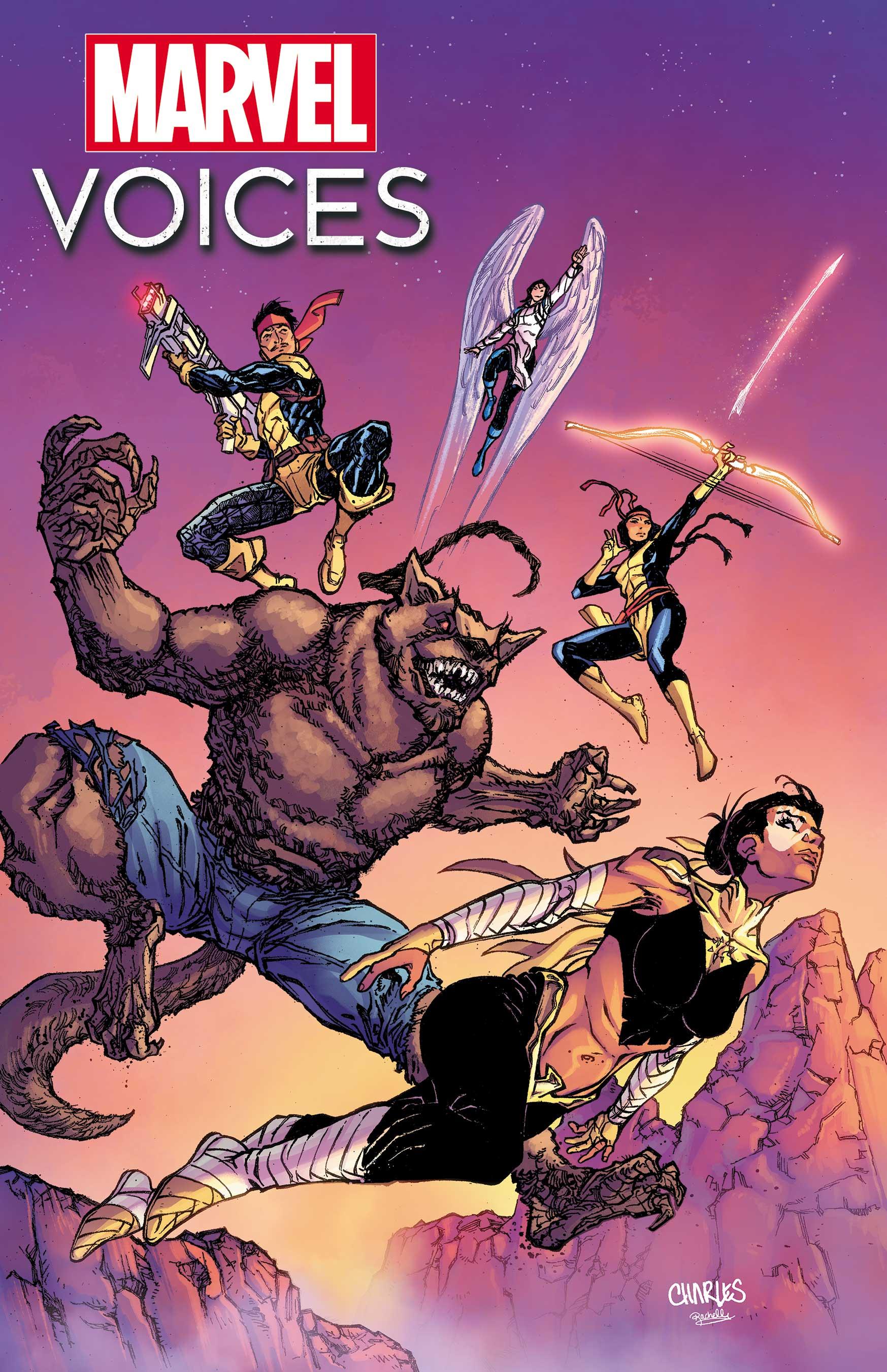 Marvel's Voices: Comunidades (2021) #1