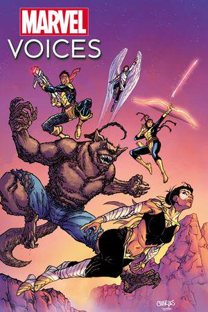 Marvel's Voices: Comunidades #1