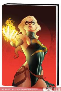 Ms. Marvel Vol. 6: Ascension Premiere (Hardcover)