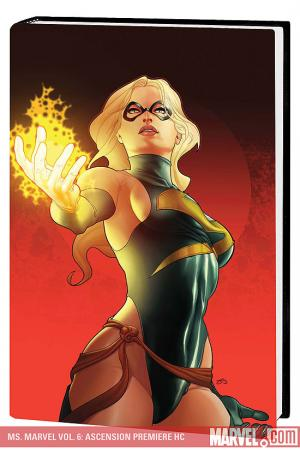 Ms. Marvel Vol. 6: Ascension Premiere (Hardcover)