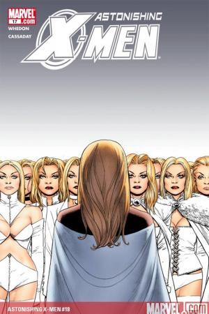 Astonishing X-Men (2004) #18