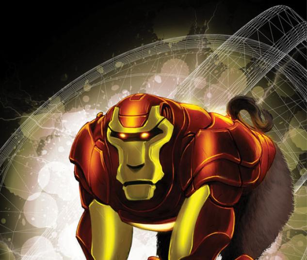 INVINCIBLE IRON MAN #5