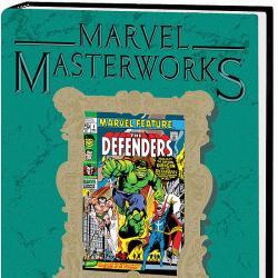 MARVEL MASTERWORKS: THE DEFENDERS VOL. 1 HC #0