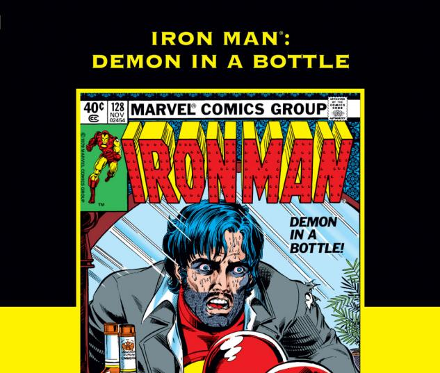 IRON MAN: DEMON IN A BOTTLE PREMIERE HC #0