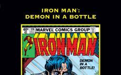 IRON MAN: DEMON IN A BOTTLE PREMIERE HC #0