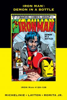 Iron Man: Demon in a Bottle (Hardcover)