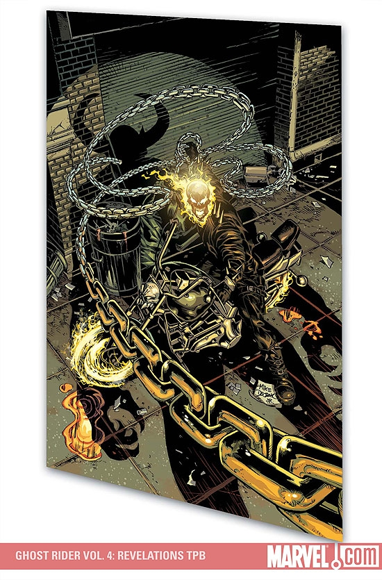 Ghost Rider Vol. 4: Revelations (Trade Paperback)