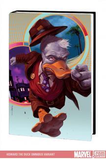 Howard the Duck Omnibus (Hardcover)