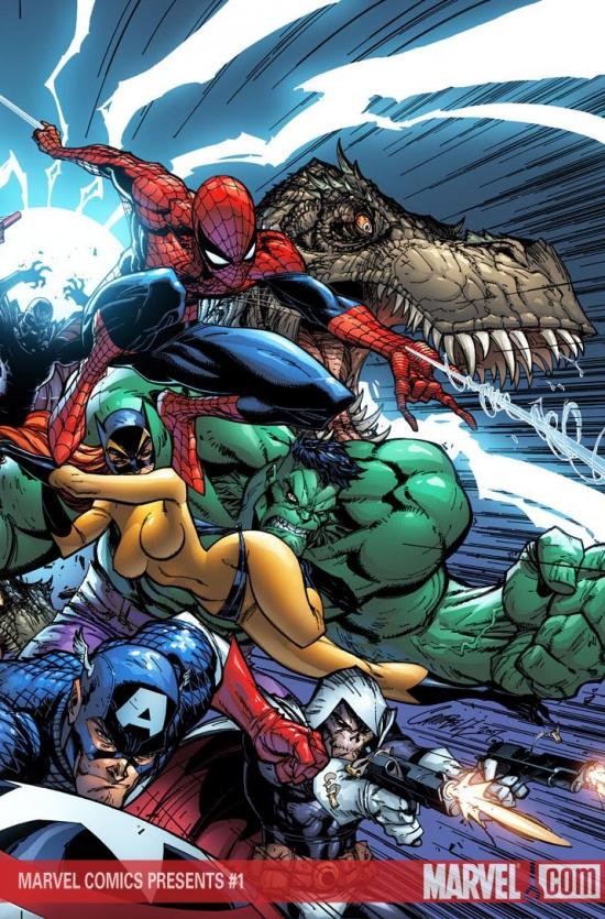 Marvel Comics Presents (2007) #1