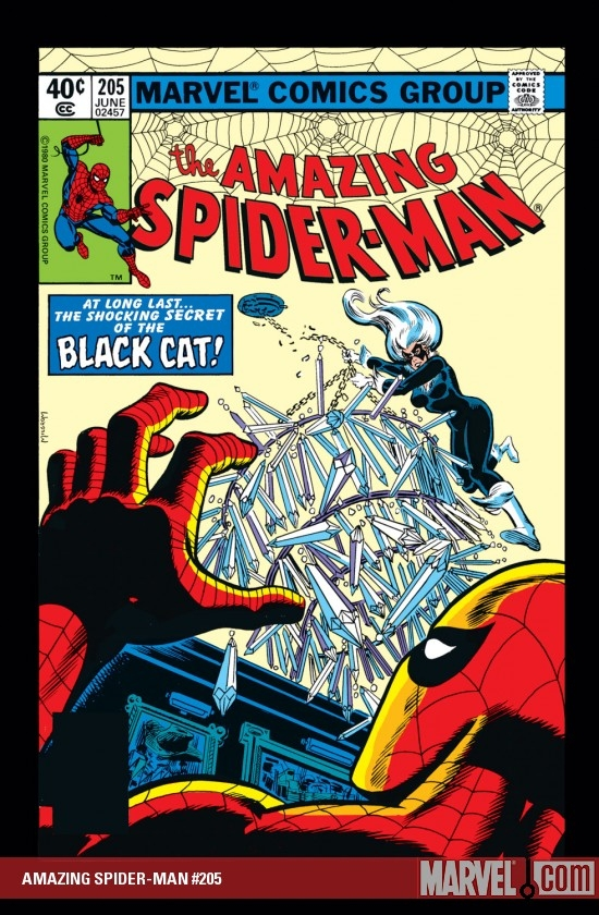 The Amazing Spider-Man (1963) #205