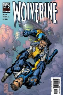 Wolverine (2003) #26 (Marc Silvestri Variant Cover)