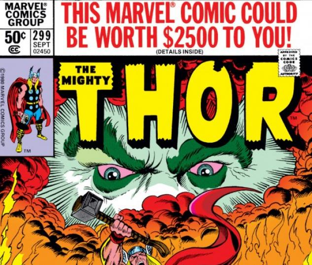 Thor #299