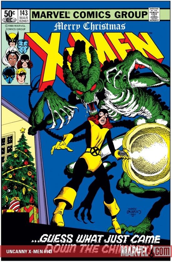 Uncanny X-Men (1963) #143