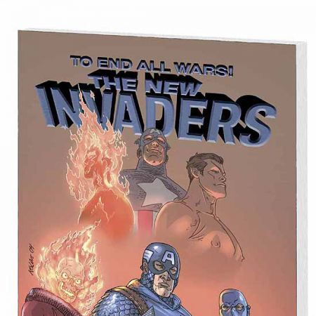 NEW INVADERS: TO END ALL WARS COVER