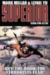 Superior (2010) #5 cover