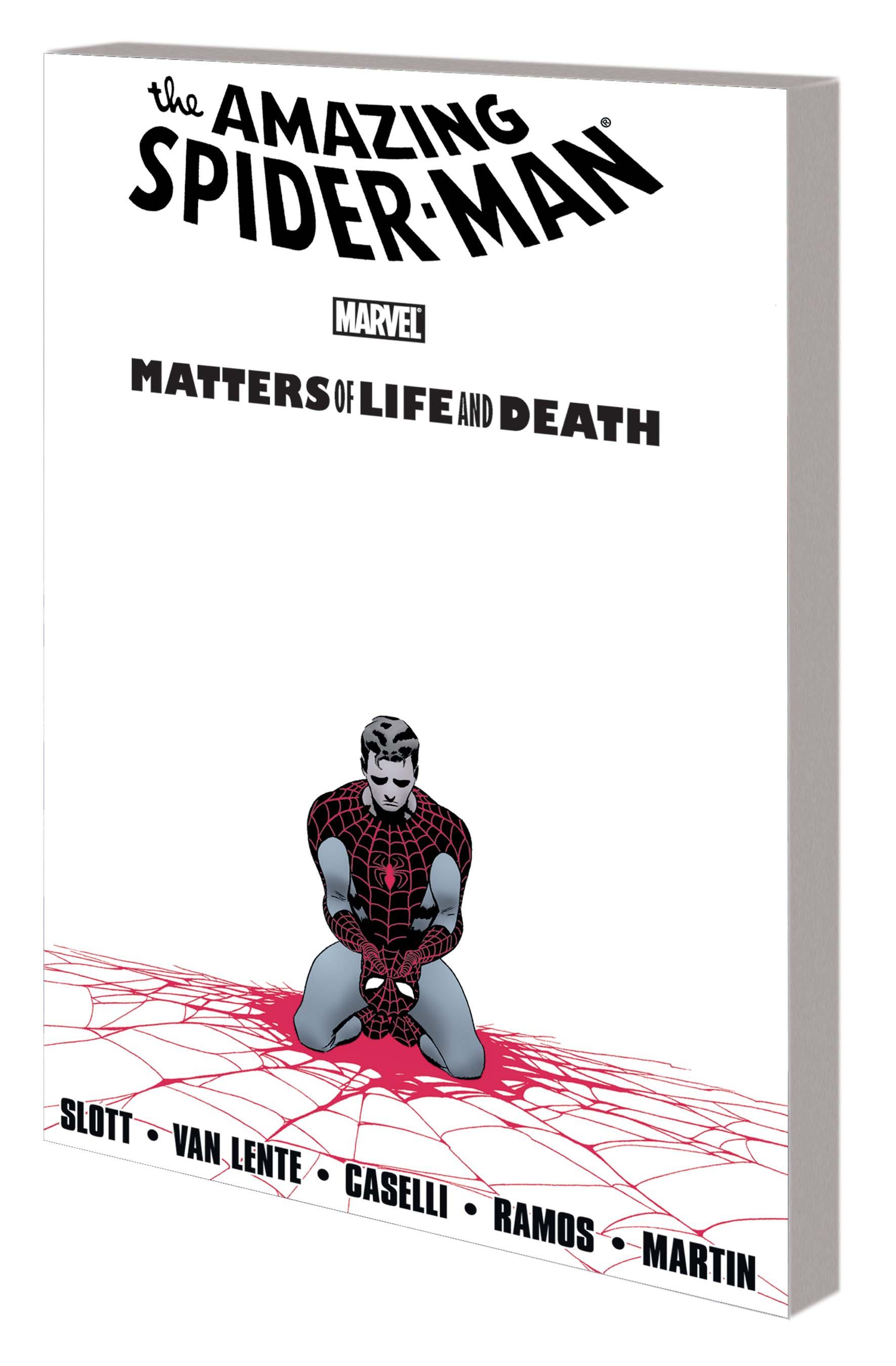 Spider-Man: (651-654) (Trade Paperback)