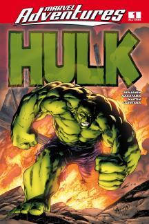 Marvel Adventures Hulk (2007) #1