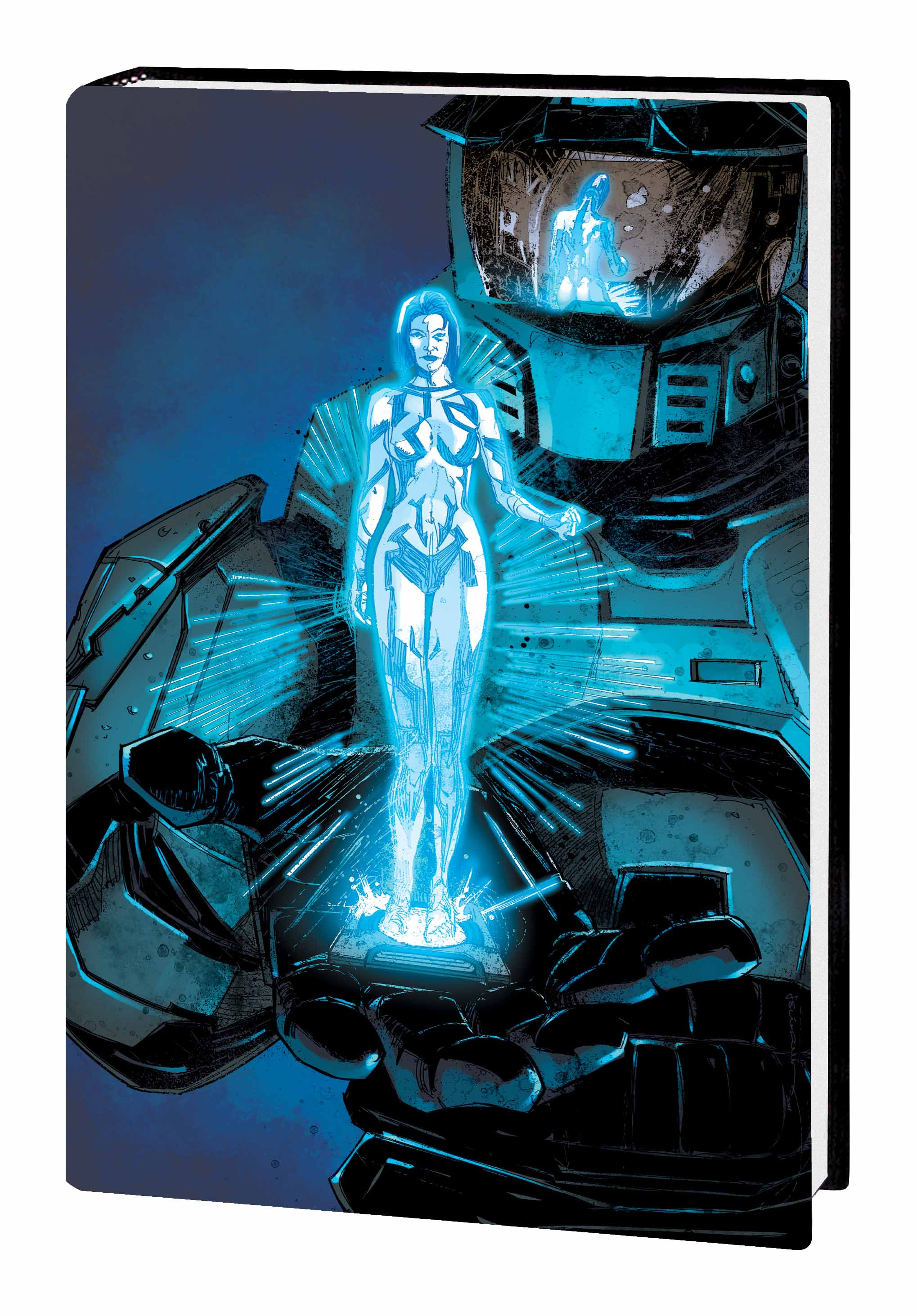 HALO: FALL OF REACH — INVASION PREMIERE HC (Hardcover)
