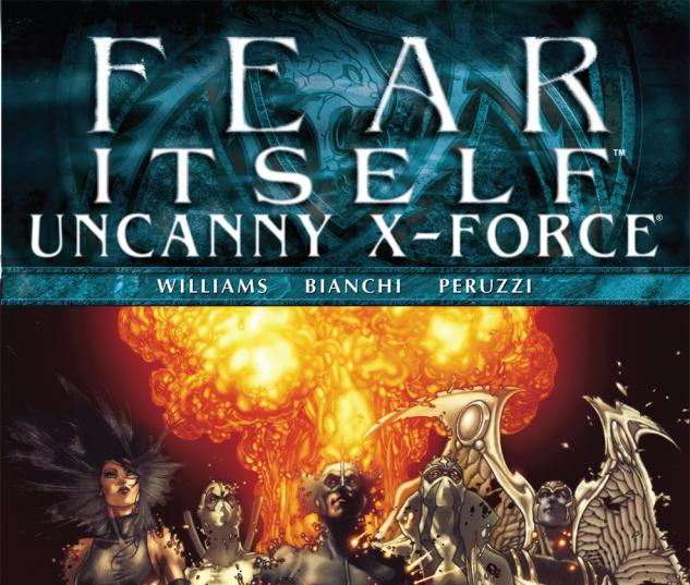 Fear Itself: Uncanny X-Force (2011) #1