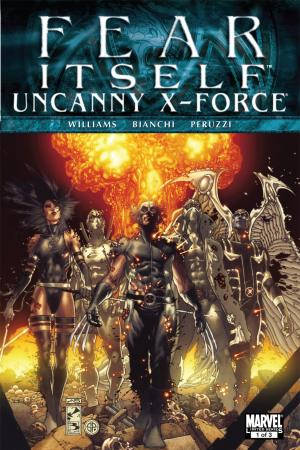 Fear Itself: Uncanny X-Force #1