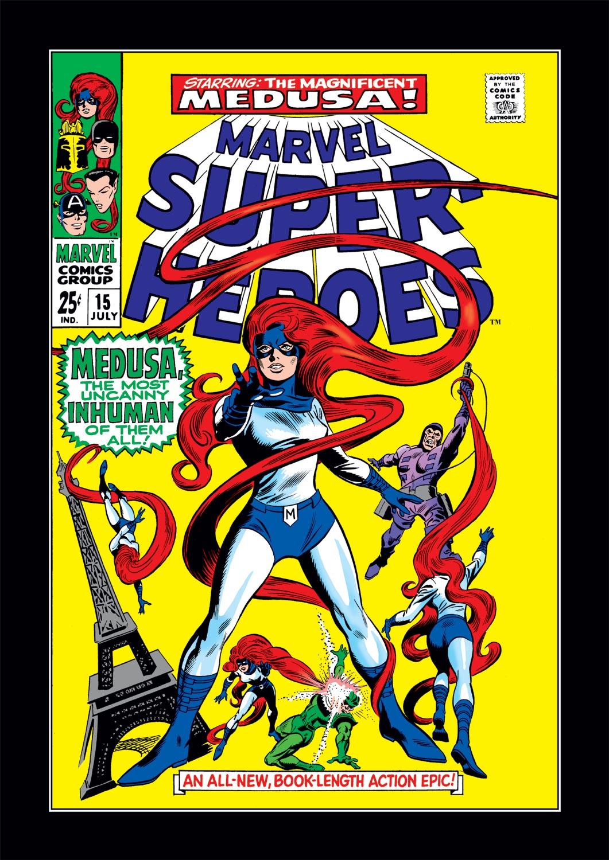 Marvel Super-Heroes (1967) #15