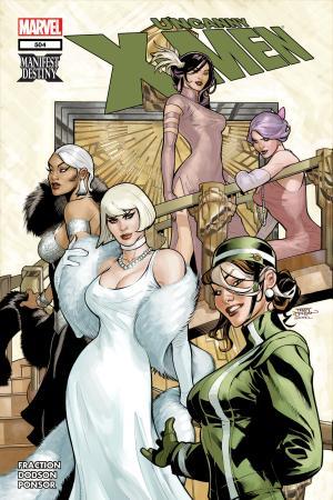 Uncanny X-Men #504