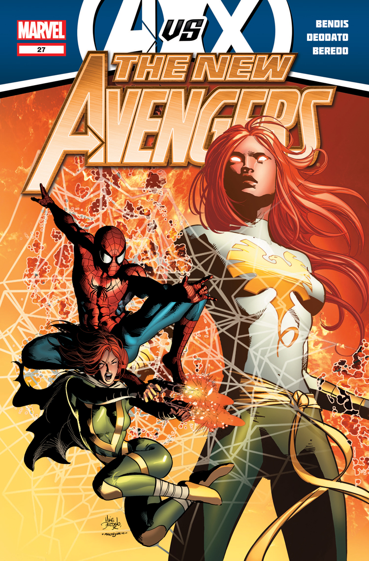 New Avengers (2010) #27