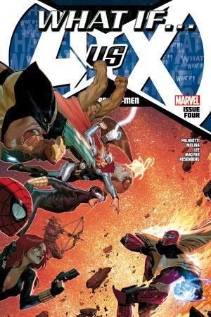 What If? Avengers Vs. X-Men #4