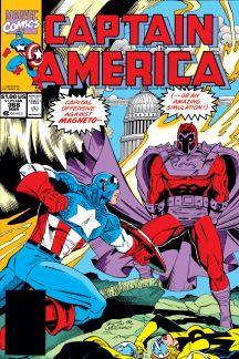Captain America (1968) #368