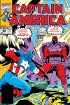 Captain America (1968) #368 Cover