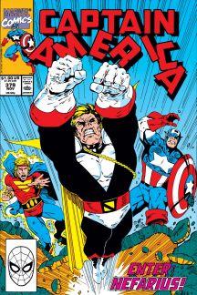Captain America #379