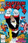 Captain America (1968) #379 Cover