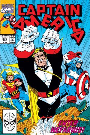 Captain America (1968) #379
