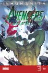 AVENGERS ASSEMBLE 22.INH (WITH DIGITAL CODE)