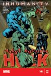 INDESTRUCTIBLE HULK 18.INH (WITH DIGITAL CODE)