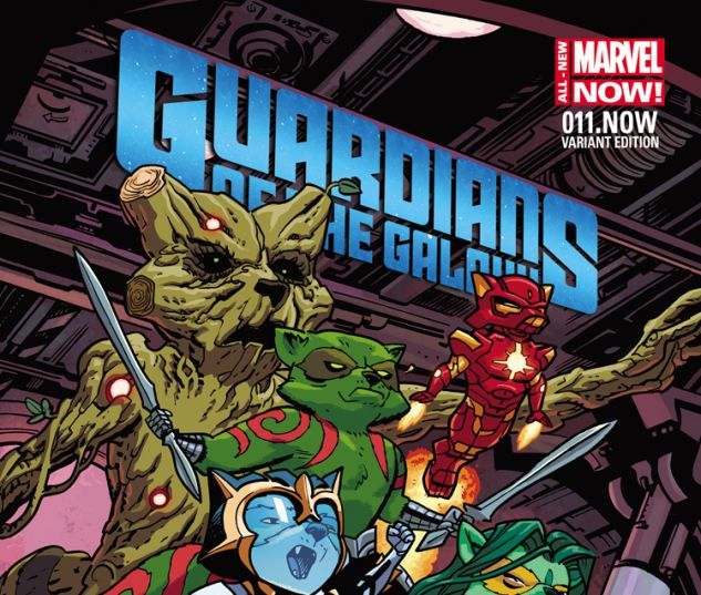 GUARDIANS OF THE GALAXY 11.NOW SAMNEE ANIMAL VARIANT (ANMN, WITH DIGITAL CODE)
