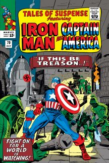 Tales of Suspense (1959) #70