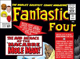 Fantastic Four (1961) #31 Cover