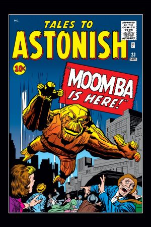 Tales to Astonish (1959) #23