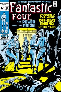 Fantastic Four #87
