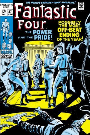 Fantastic Four (1961) #87