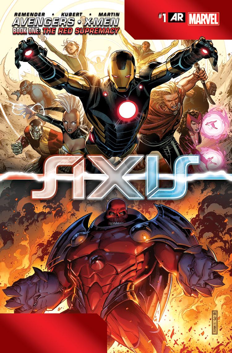 Avengers & X-Men: Axis (2014) #1