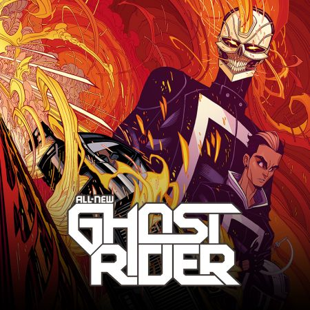 All-New Ghost Rider (2014)