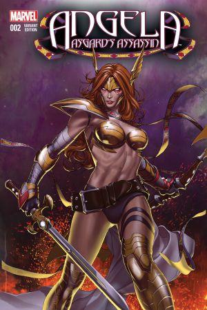 Angela: Asgard's Assassin #2  (Choi Variant)