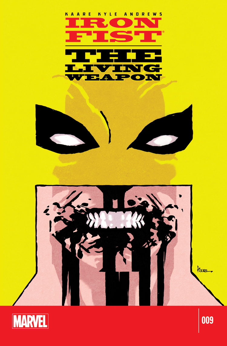 Iron Fist: The Living Weapon (2014) #9