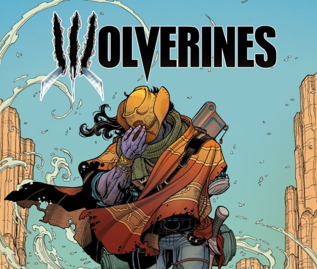 WOLVERINES 9 (WITH DIGITAL CODE)