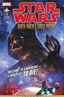 Star Wars: Darth Vader And The Ghost Prison (2012) #1