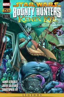 Star Wars: The Bounty Hunters - Kenix Kil (1999) #1