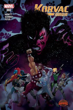 Korvac Saga (2015) #4