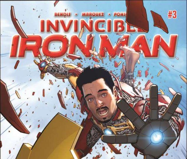 Iron Man (2015) #3